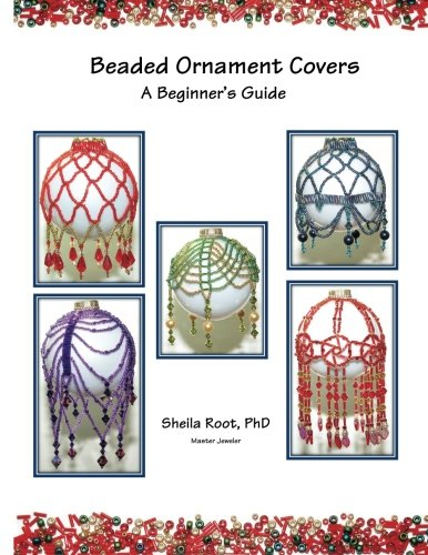 Beaded Ornament Covers: A Beginner