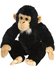 Wild Republic - Chimpancé de Peluche Cuddlekins, 30 cm (16521)