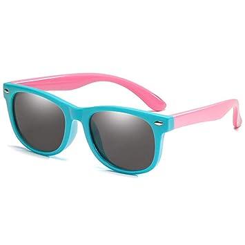 CCGSDJ Moda Polarizada para Niños Gafas De Sol Niños Chicas ...
