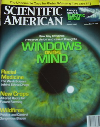 Scientific American Magazine August 2007 Windows on the Mind