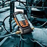 Testo 552 - Digital Vacuum/Micron Gauge with