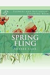 Spring Fling by Aubree Lane (2016-02-14) Mass Market Paperback