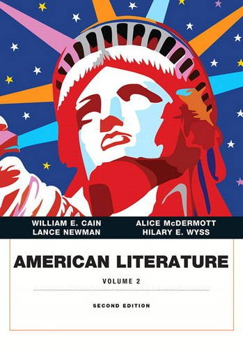 American Literature, Volume II with NEW MyLab Literature -- Access Card Package (2nd Edition)