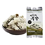 Seaweed Sweet Rice Crisps Kelp Flavor Crunch Bites Korean Snack 1.41 Ounce (Pack of 8) Non-GMO Gluten Free 0g Sugar For Sale