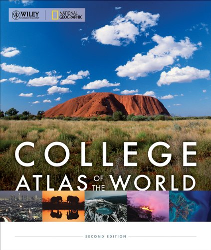 Wiley/National Geographic College Atlas of the World