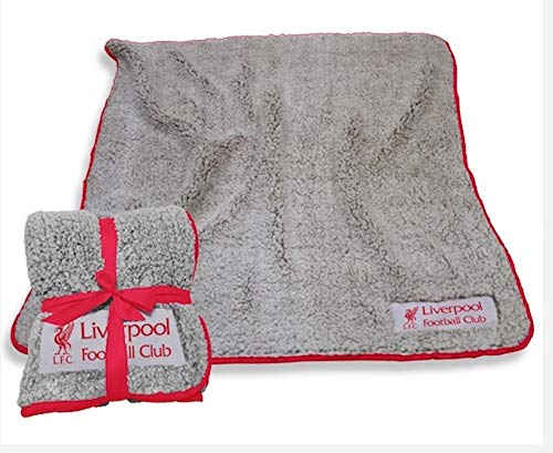 Liverpool FC Frosty Fleece Blanket