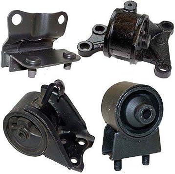 Motor Mounts /& Automatic Transmission Mounts 5PCS Set for 2000 Mazda 626 2.0L