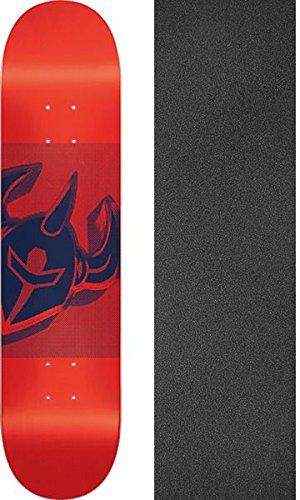 Darkstar Skateboards Scrim Red Skateboard Deck - 8.37