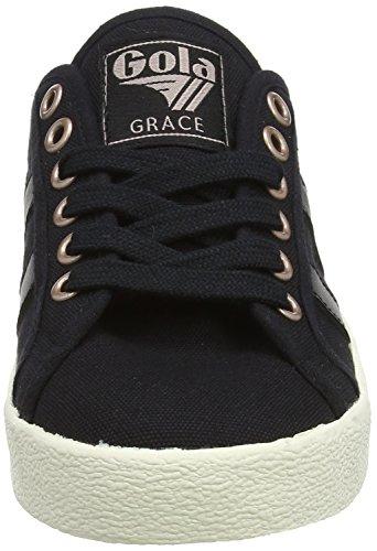 Gola Women's Grace Black/Off White Trainers Black (Black/Off White Bw Black) UiK6wfrs