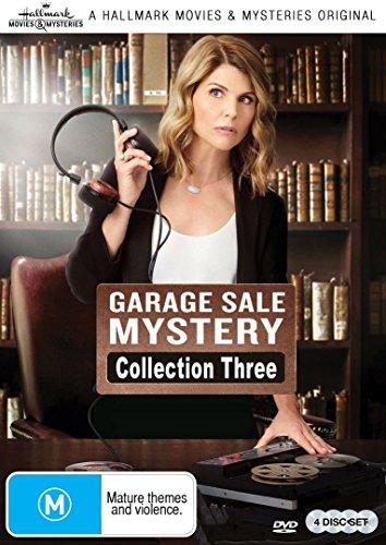 (Garage Sale Mystery - 4 Film Collection Three (The Beach Murder/Murder by Text/Murder Most Medieval/A Case of Murder))