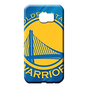 samsung galaxy s6 edge Nice Snap-on Scratch-proof Protection Cases Covers phone back shell golden state warriors nba basketball