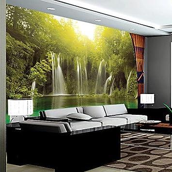 zhENfu große Wandbilder Wand Tapeten im chinesischen Stil Wohnzimmer ...