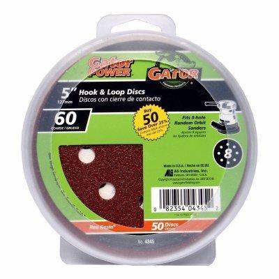 Gatorgrit Hook & Loop Vented Sand Disc (4345) by Ali Industries, Inc [並行輸入品] B0184XNK2Y
