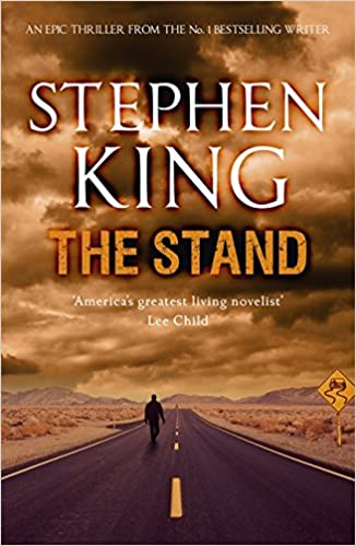 Image result for the stand by stephen king book