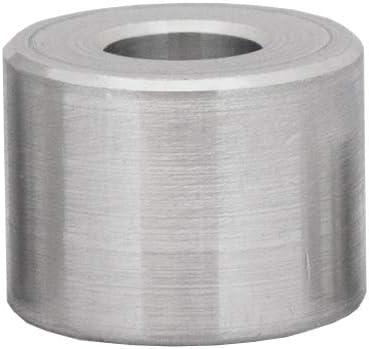 FASTON Aluminium Distanzh/ülsen M8 /Ø innen 8,5 mm 4 St/ück H/ülsen Abstandsh/ülsen Buchse Distanzbuchsen Abstandsbuchsen Schildhalter /Ø Au/ßen 20 mm L/änge 20 mm