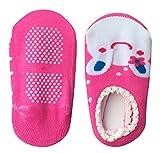 Bassion 10 Pairs Baby Socks Non Slip Newborn Infant