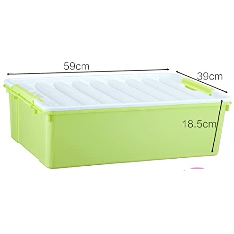 Charmant SOFT Duvet Covers Plastic Storage Box/extra Large Storage Box/under The Bed  Storage