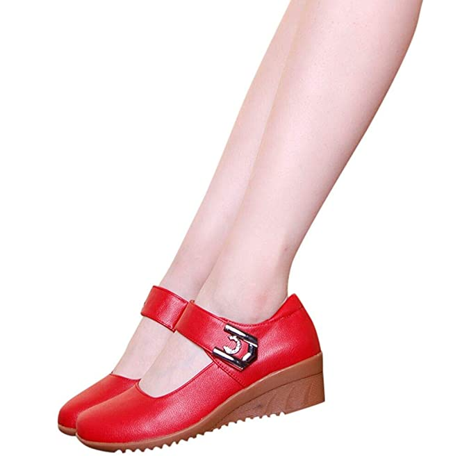 QinMM Zapatos tacón Alto Tango Rumba para Baile de salón Tango para Mujer Zapatos Bailarinas Mocasines Merceditas Casual: Amazon.es: Zapatos y complementos