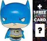 Classic Batman: Pint Size Heroes x DC Universe Mini-Figure + 1 FREE Official DC Trading Card Bundle (107570)