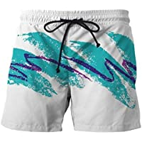 Paper Cup Swim Trunks 90s Dixie Cup Style beach Surf Board Shorts Festival fashion Mens Boys big plus Sizes