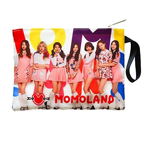 MOMOLAND or MMLD Bag Pouch Wristlet Bag Clutch - Lanyard Armani