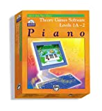Theory Games for Windows/Macintosh (Version 2.0) -- Levels 1A, 1B, 2: CD-ROM (Alfred s Basic Piano Library)