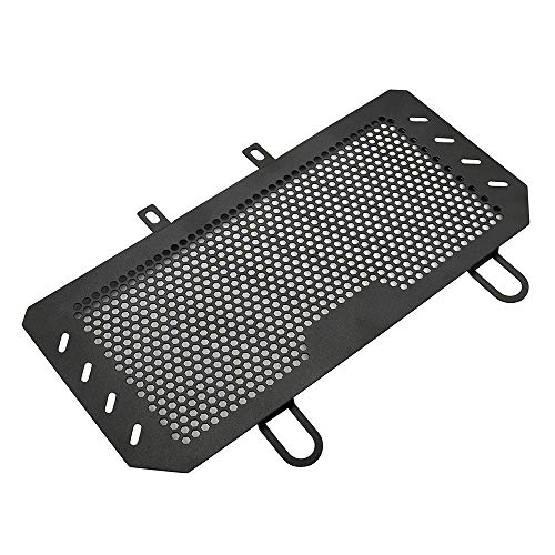 Motorcycle Radiator Guards - Black Motorcycle Accessories Radiator Guard Protector Grille Grill Cover For KTM DUKE390 DUKE 390 2018 DUKE250