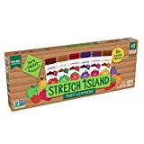 Stretch Island Fruit Leather Snacks Variety Pack - 0.5 Ounce Strips - 48 Count - 4 Pack