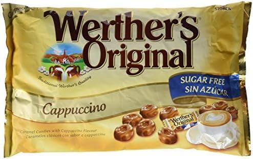Werthers Original Caramelos de Crema de Café Sin Azúcar - 2 ...