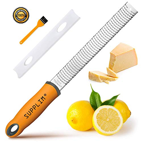 SUPPLIM Citrus Zester Cheese Grater product image
