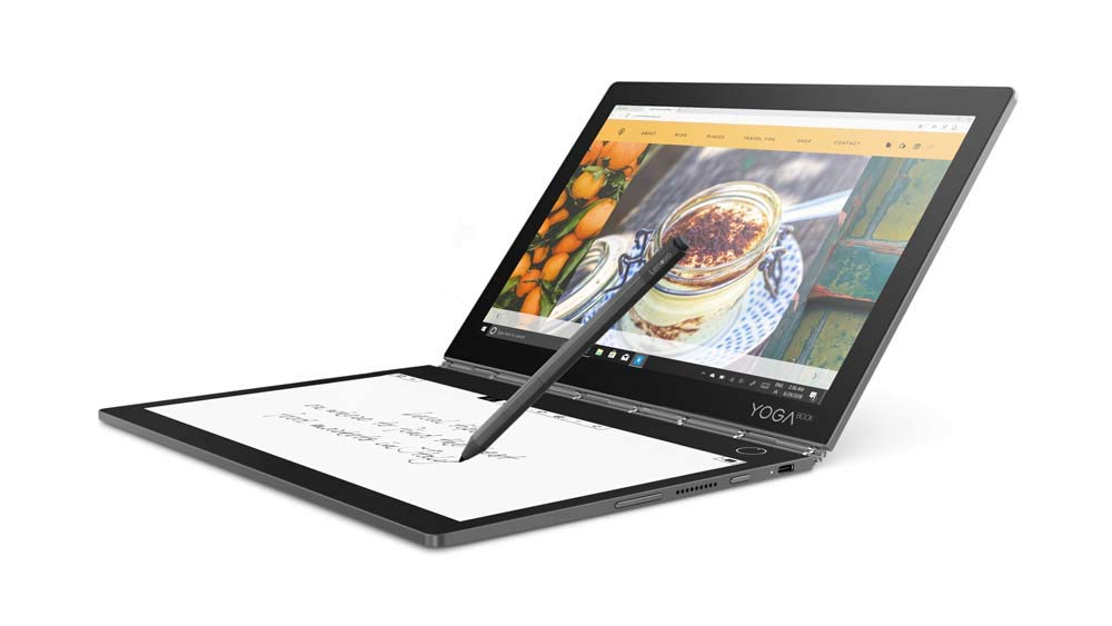 Lenovo Yoga Book C930 - ZA3S0016ES - Intel Core M3-7Y30, RAM ...