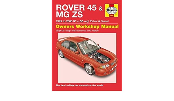 rover 45 and mg zs petrol and diesel service and repair manual rh amazon com Rover 214 Rover 600