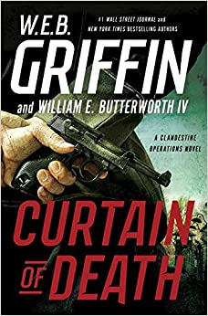 Curtain of Death by WEB Griffin