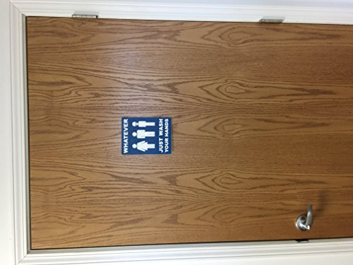 All Gender Restroom Sign by Maverick Advantage (Image #1)