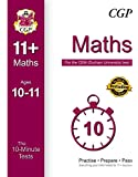 10-Minute Tests for 11+ Maths (Ages 10-11) - CEM Test