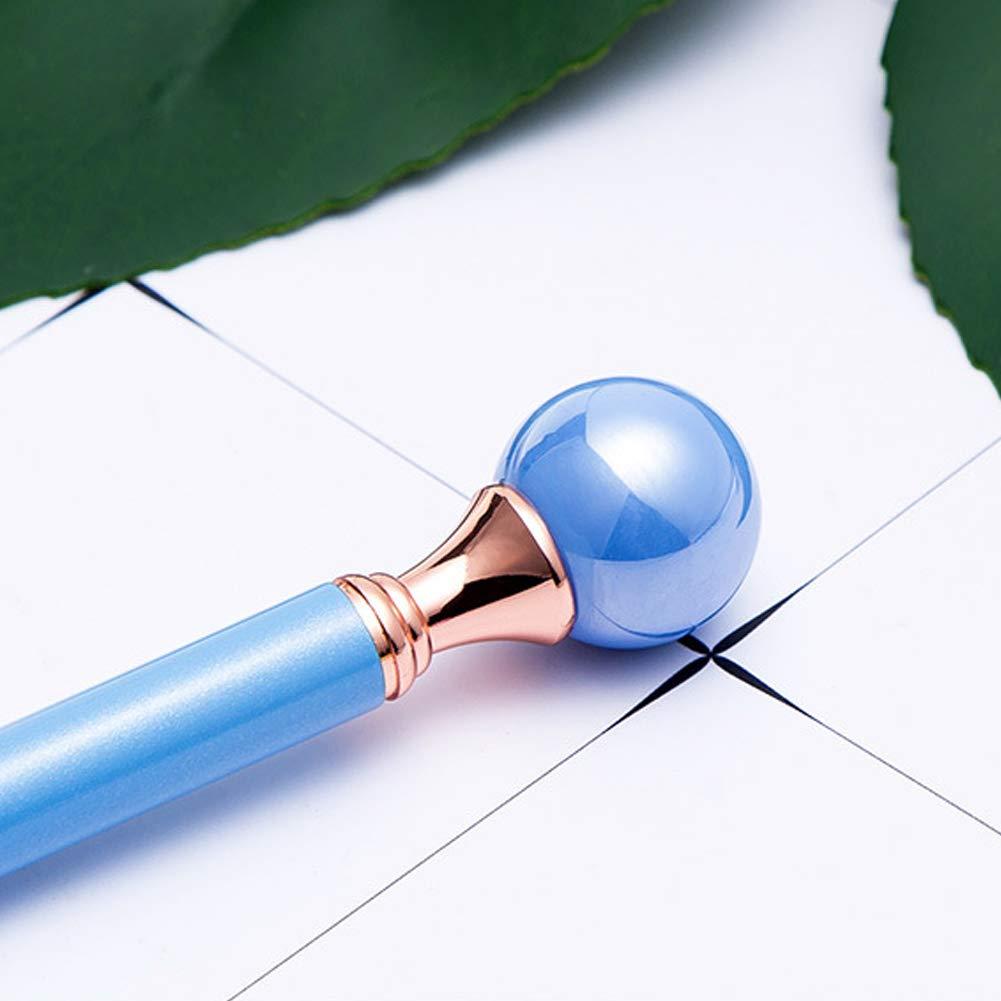 bol/ígrafo para mujer tinta negra 8 unidades Bol/ígrafo EVNEED Candy con perlas de cristal ni/ña