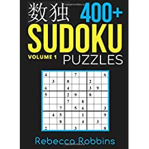 Sudoku: 400+ Sudoku Puzzles with Easy, Medium, Hard, and Very Hard Difficulty Levels