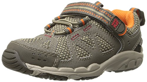 Stride Rite Made 2 Play Baby Ian Sneaker (Toddler),Taupe,6 M US Toddler