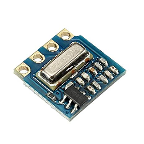 10Pcs H34A 433Mhz RF Wireless Transmitter Module Minimum