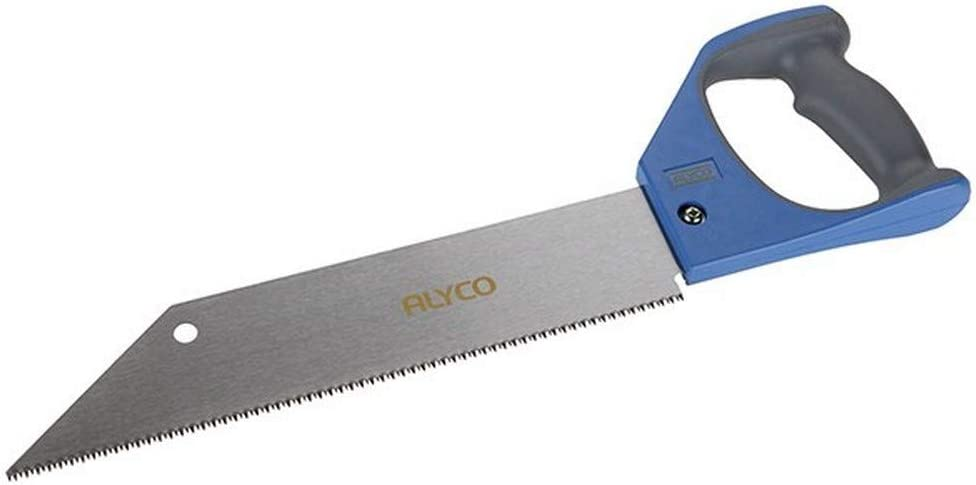 Alyco 144087 scie pour pvc 250 mm