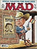 Mad Magazine (October, 2019) Special Tarantino Time Warp Issue