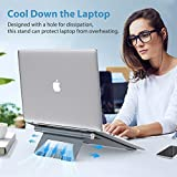 Nulaxy Portable Laptop Stand, Aluminum Cooling