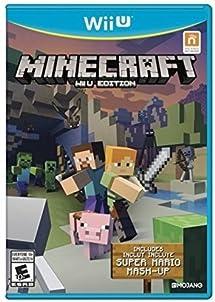 Amazoncom Minecraft Wii U Edition Wii U Standard Edition - Maps fur minecraft wii u