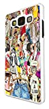 1189 - Girly Needs Shopping Coffee Musix Hair Style Dress Makeup Design For Samsung Galaxy Grand Prime Fashion Trend CASE Back COVER Plastic&Thin Metal - White