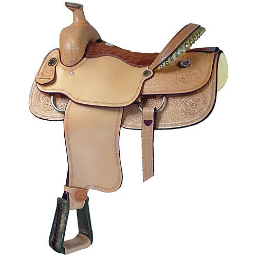 Billy Cook Saddlery Brownwood Saddle Smooth Out