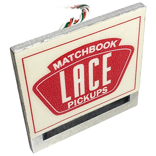 Lace Sensor Alumitone Matchbox Cigar-box Guitar Pickup