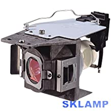 Sklamp 5J.J7L05.001 Original Lamp with Housing Fit For BENQ W1070/W1080ST/HT1075/HT1085ST Projectors,Genuine Osram P-Vip bulbs