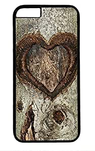 Love Tree Masterpiece Limited Design Case for iPhone 6 Plus PC Black by Cases & Mousepads