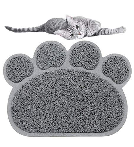 Muodu Alfombrilla de Arena para Gatos – Alfombrilla para Gatos Que Detiene Todos los Gatitos Arena