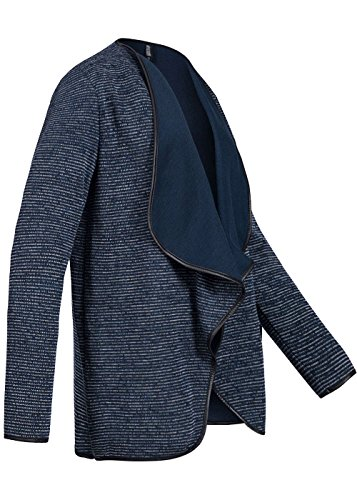 Haily´s - Poncho - para mujer navy off weiss